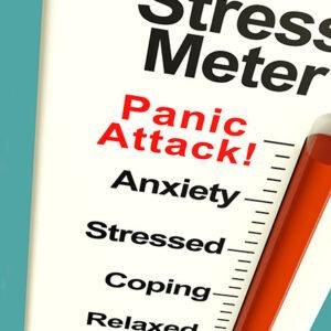 stress meter anxiety panic